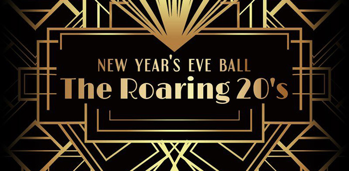 New Year's Eve Ball The Roaring 20's